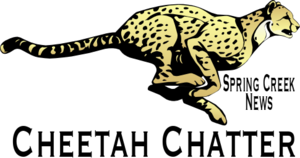 Cheetah Chatter Sept. 9th  2019