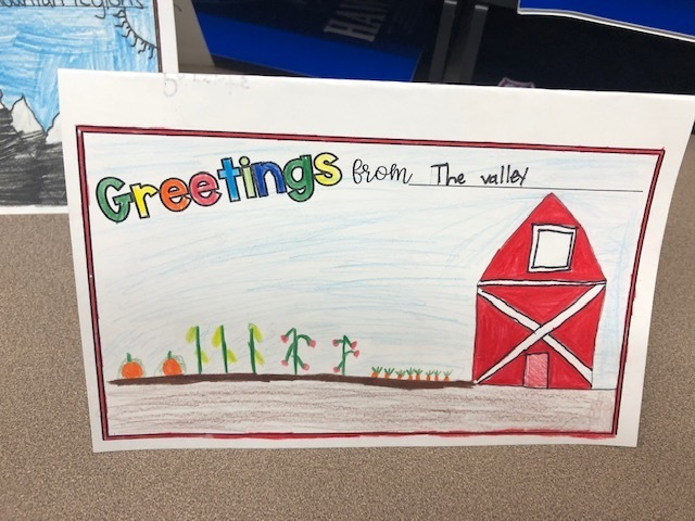 Room 13, Fourth Grade, social studies