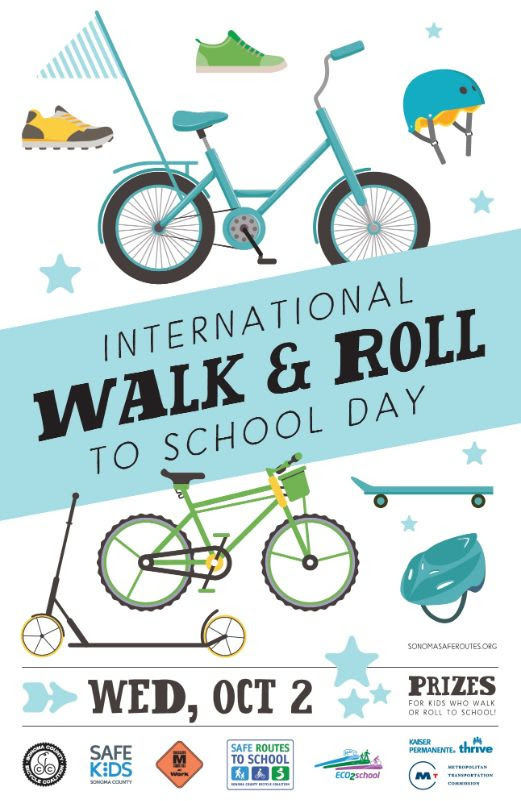 walk and roll flier
