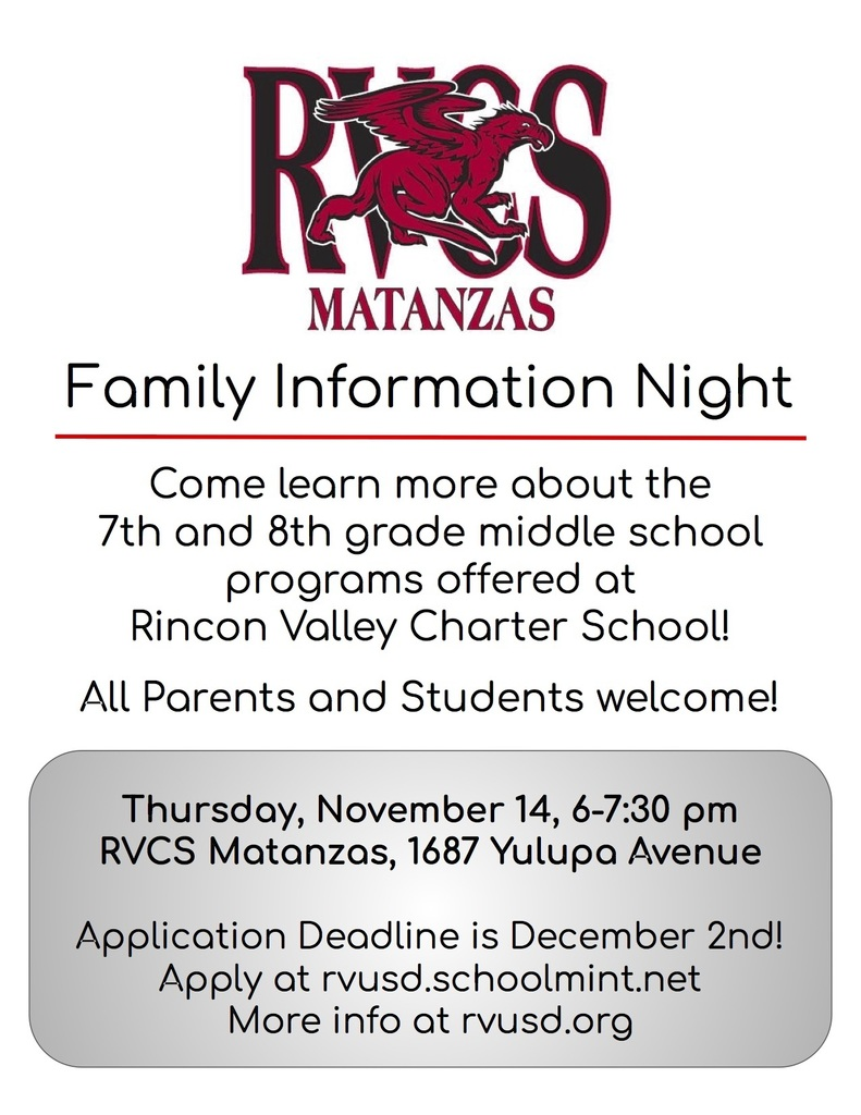 info night flyer