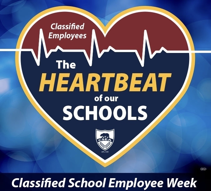 Classified employee week